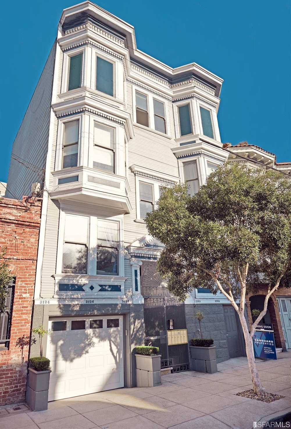 $1,495,000 - 2Br/1Ba -  for Sale in San Francisco