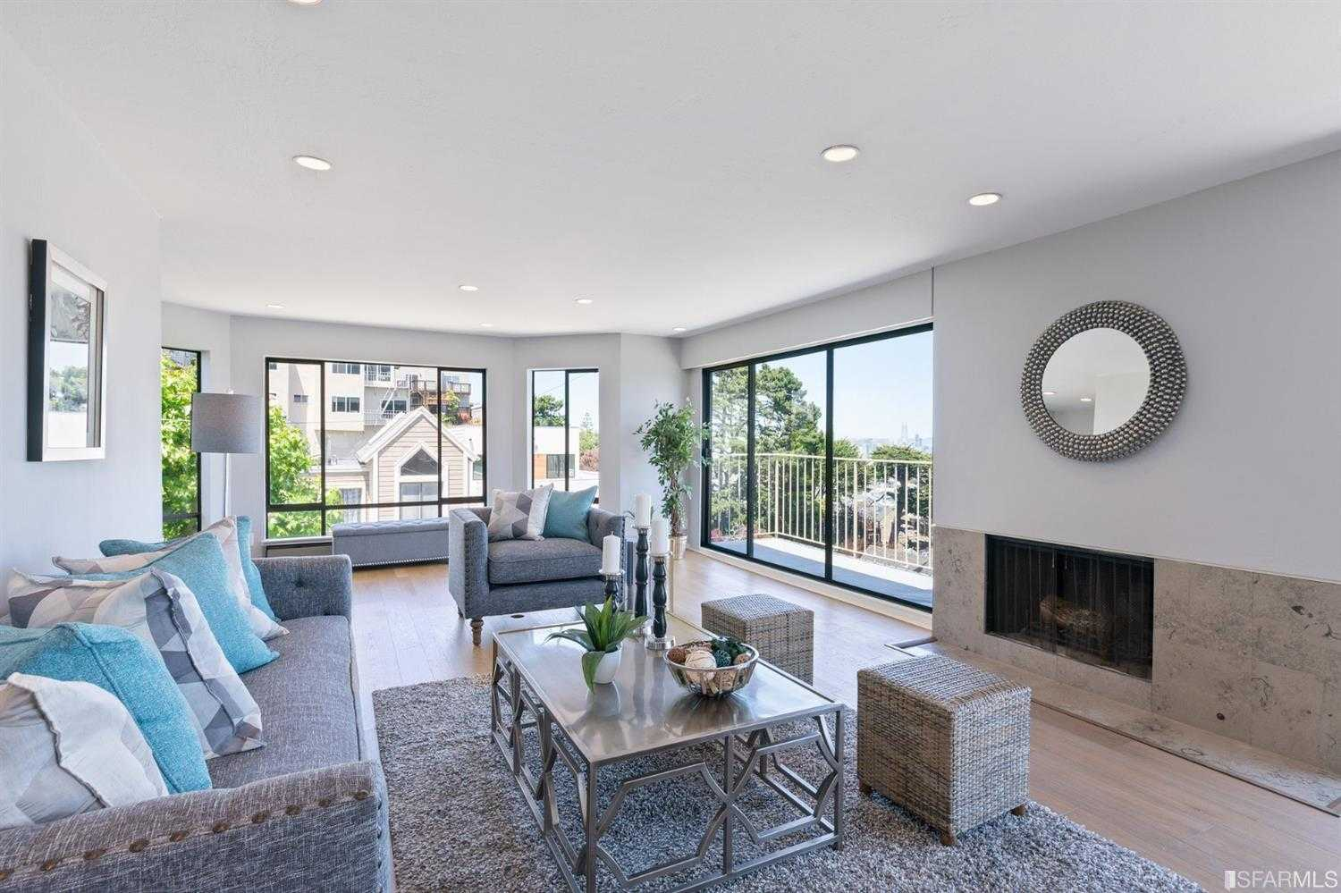 $1,395,000 - 3Br/2Ba -  for Sale in San Francisco