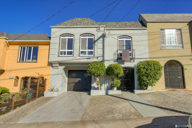 $1,195,000 - 3Br/1Ba -  for Sale in San Francisco