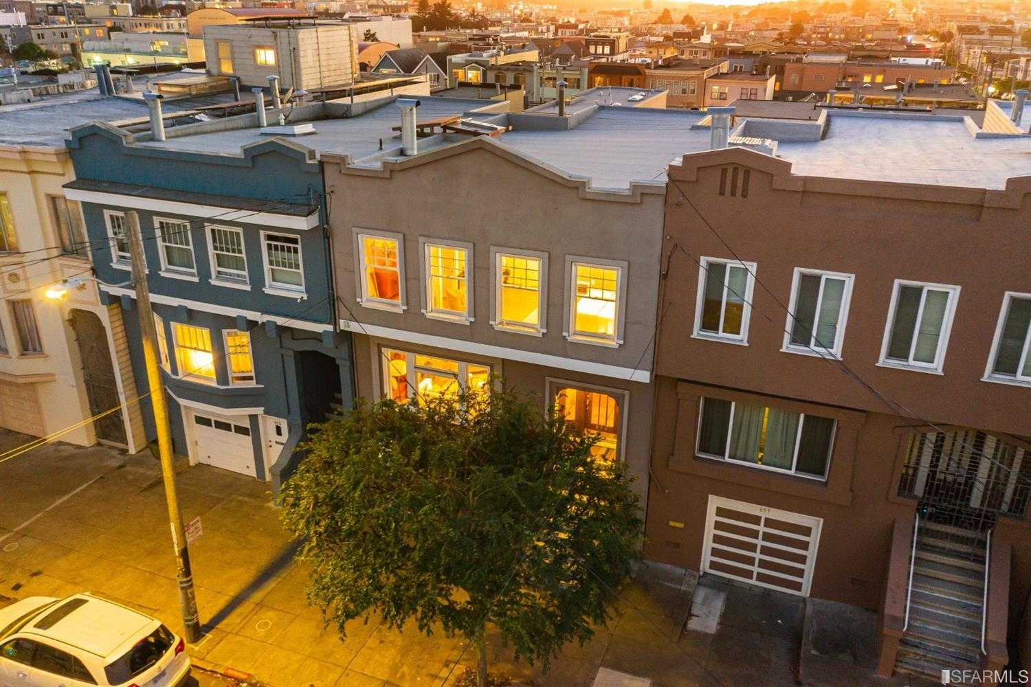 $1,595,000 - 4Br/2Ba -  for Sale in San Francisco
