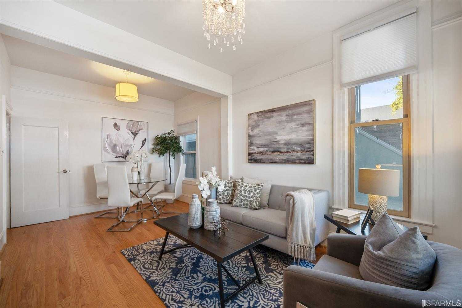 $869,000 - 2Br/2Ba -  for Sale in San Francisco