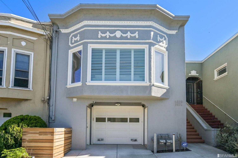 $1,638,000 - 4Br/4Ba -  for Sale in San Francisco