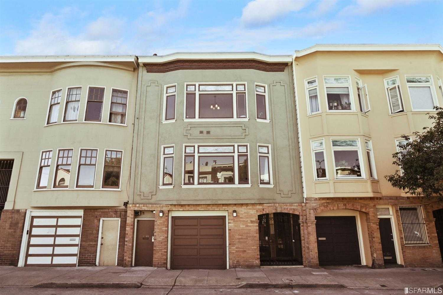 $2,495,000 - Br/Ba -  for Sale in San Francisco