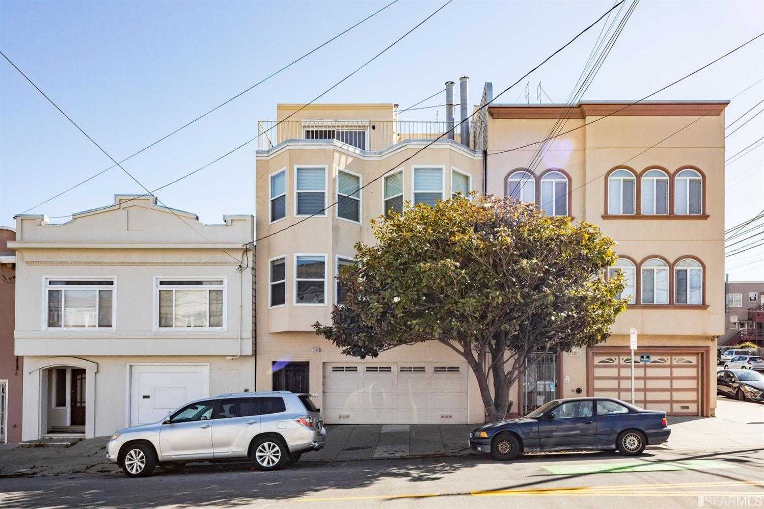 $2,650,000 - Br/Ba -  for Sale in San Francisco