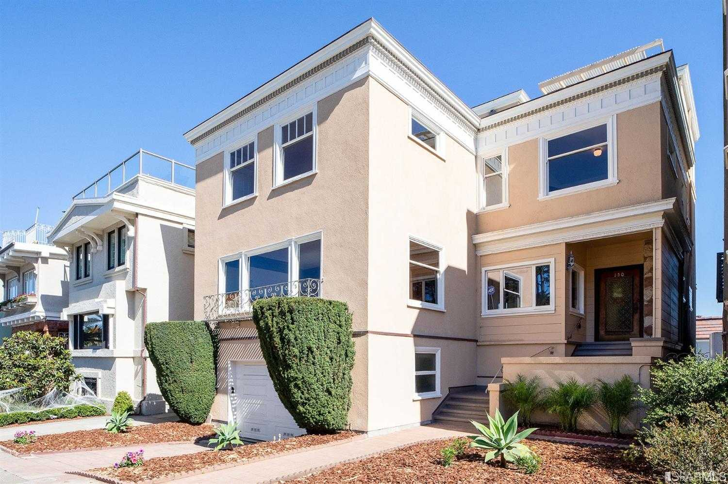 $4,850,000 - 6Br/4Ba -  for Sale in San Francisco
