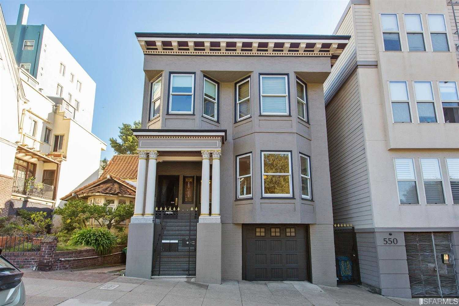 $2,925,000 - Br/Ba -  for Sale in San Francisco