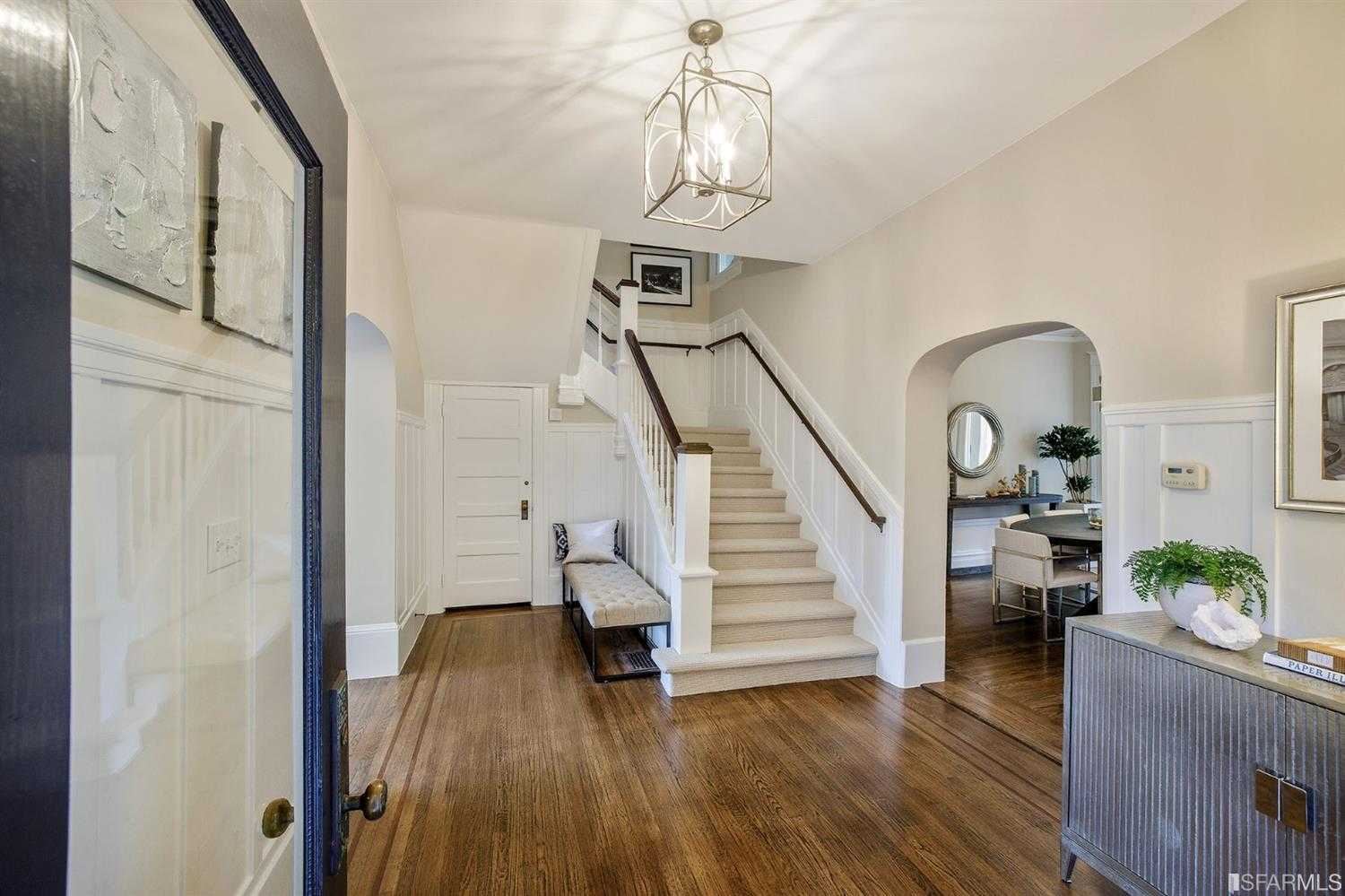 $4,675,000 - 5Br/4Ba -  for Sale in San Francisco