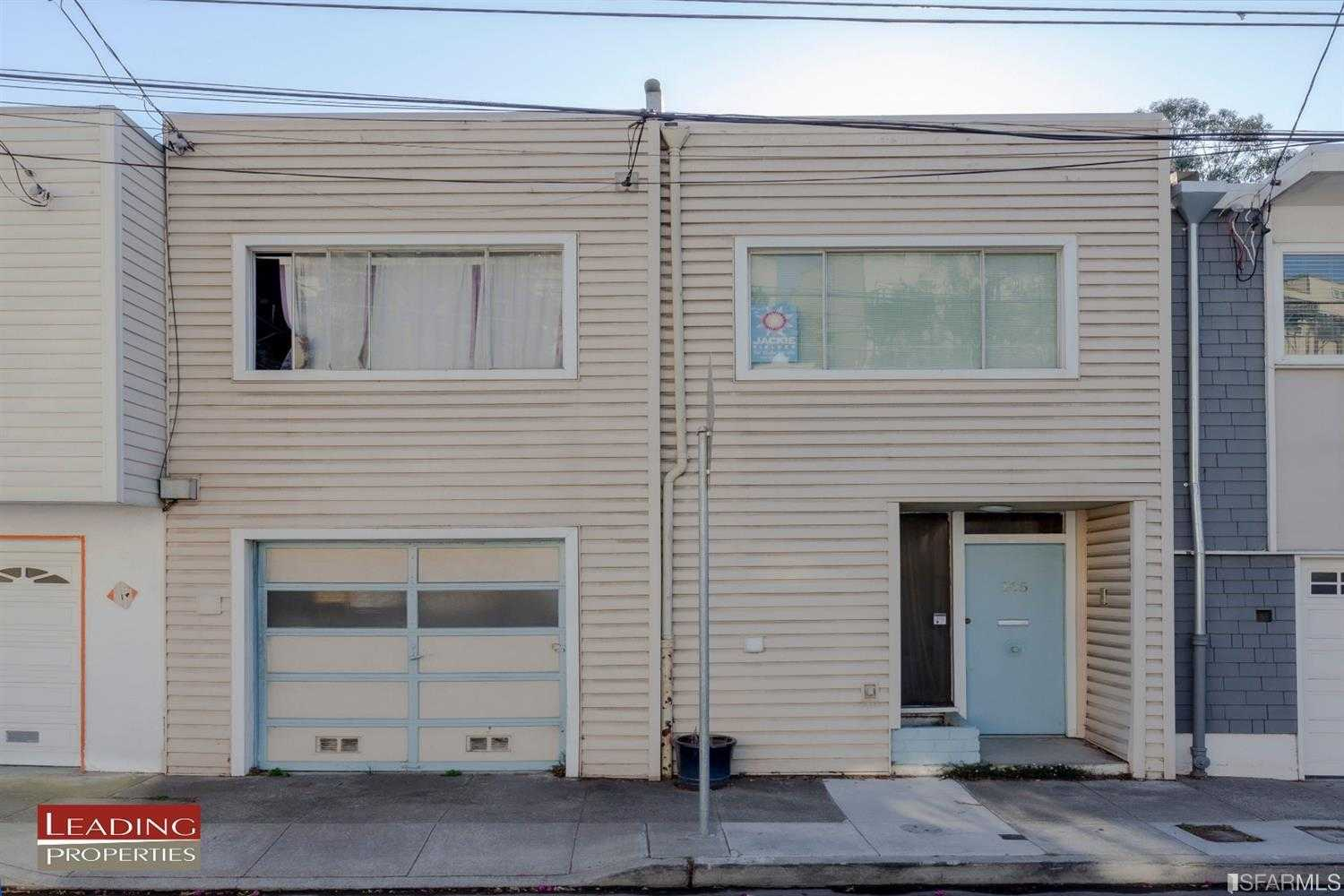 $900,000 - 2Br/2Ba -  for Sale in San Francisco