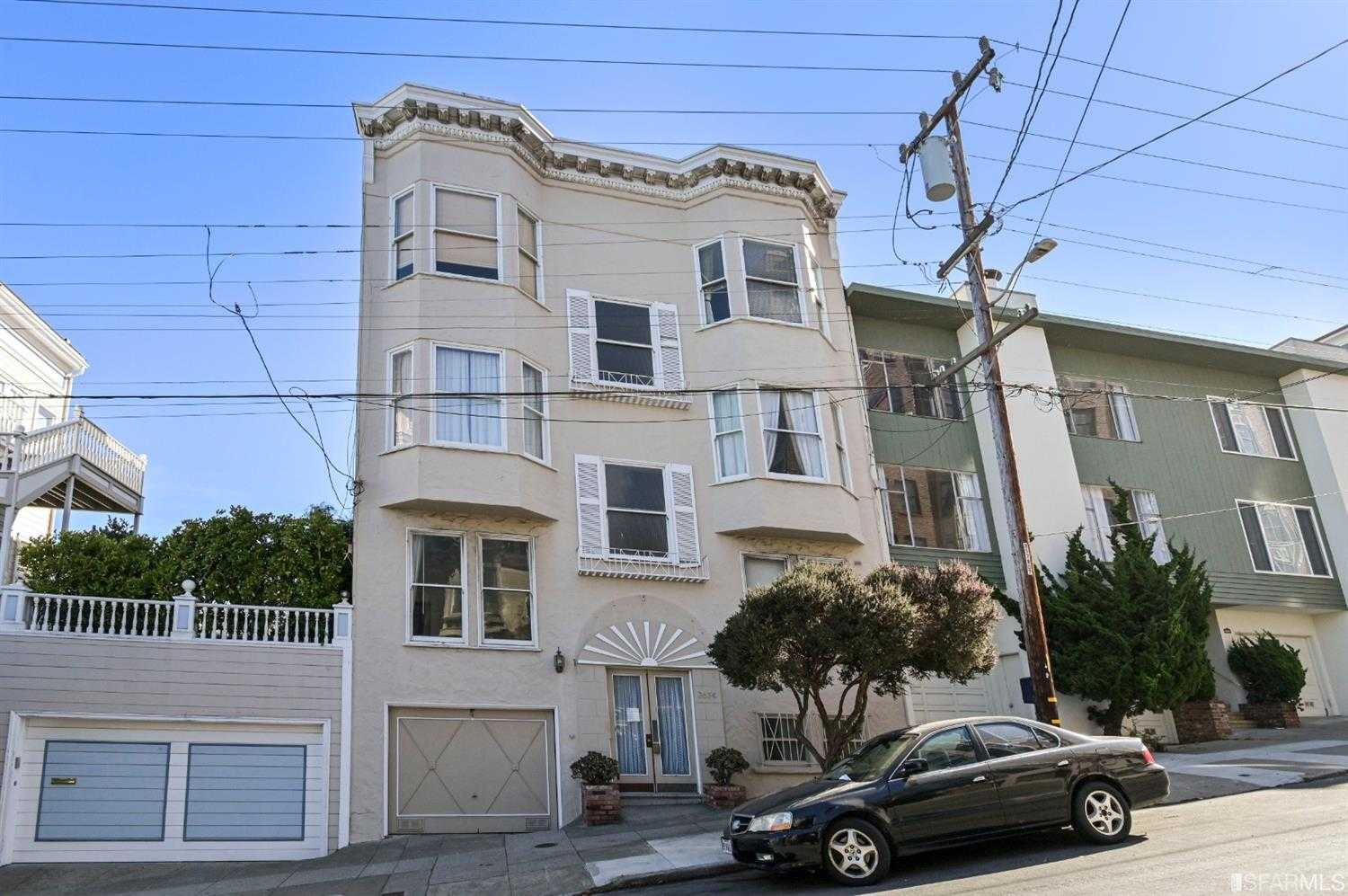 $1,075,000 - 2Br/1Ba -  for Sale in San Francisco