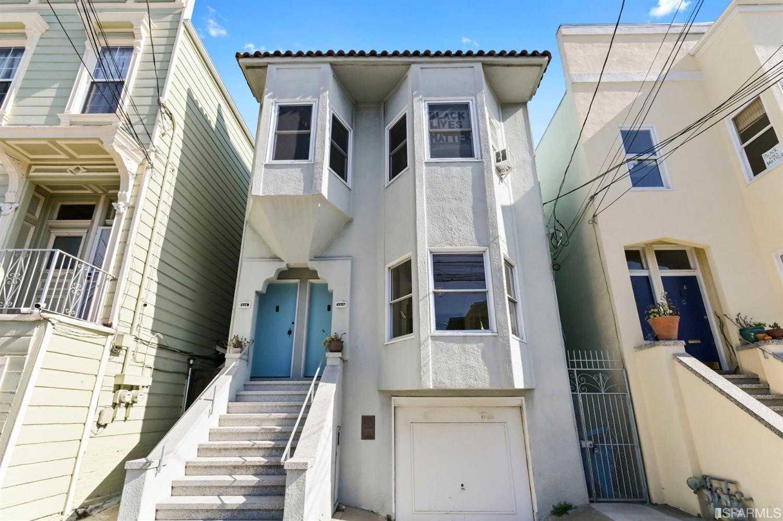 1111 York Street Unit A San Francisco, CA 94110