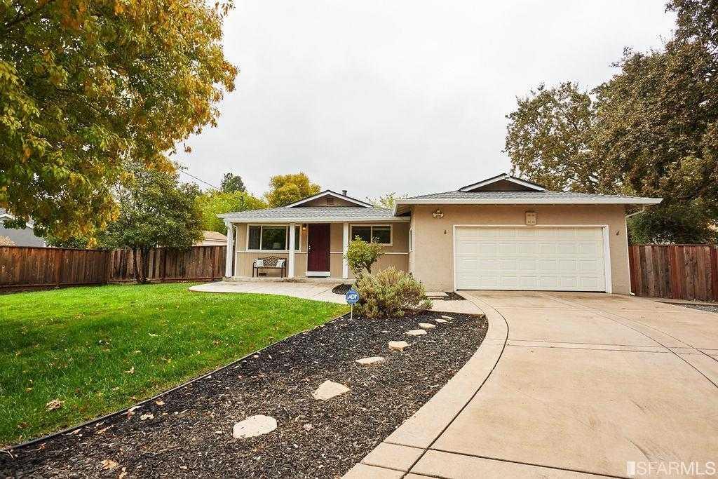 $869,000 - 3Br/2Ba -  for Sale in Walnut Creek