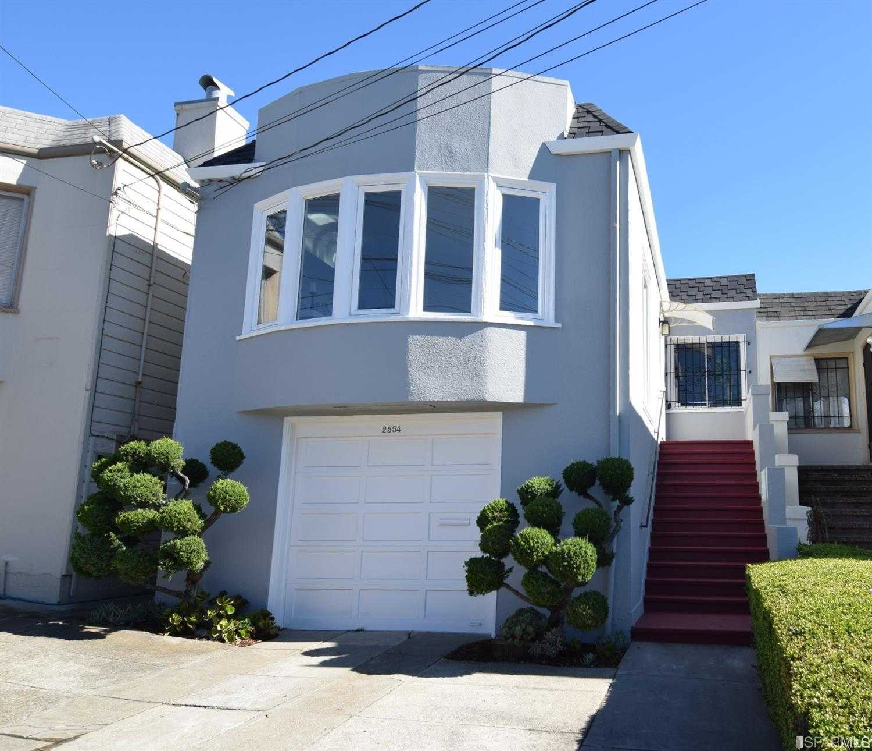 $1,475,000 - 3Br/2Ba -  for Sale in San Francisco