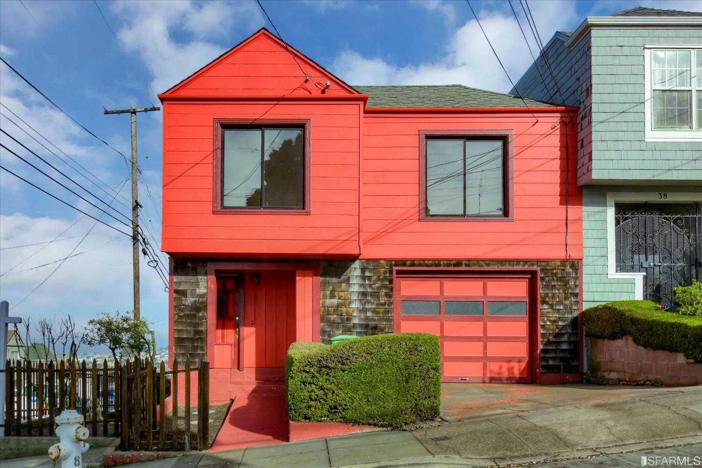 $849,000 - 2Br/1Ba -  for Sale in San Francisco