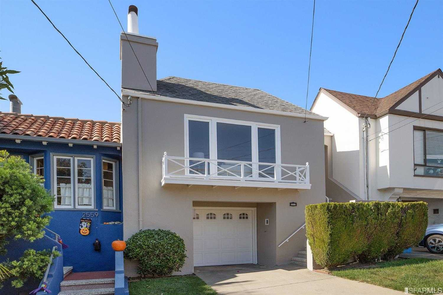 $1,368,000 - 3Br/2Ba -  for Sale in San Francisco