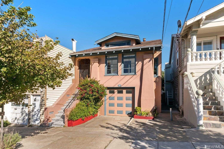 $950,000 - 3Br/2Ba -  for Sale in San Francisco