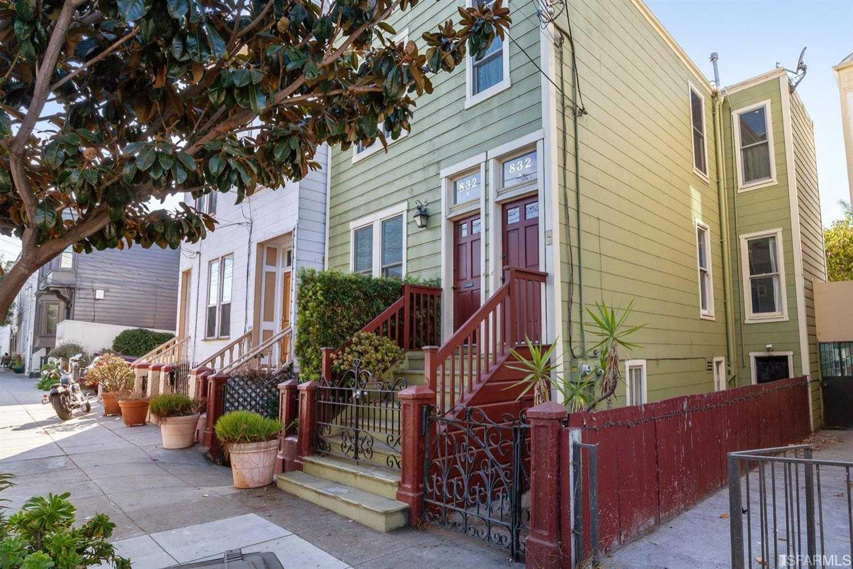 $1,150,000 - 2Br/1Ba -  for Sale in San Francisco