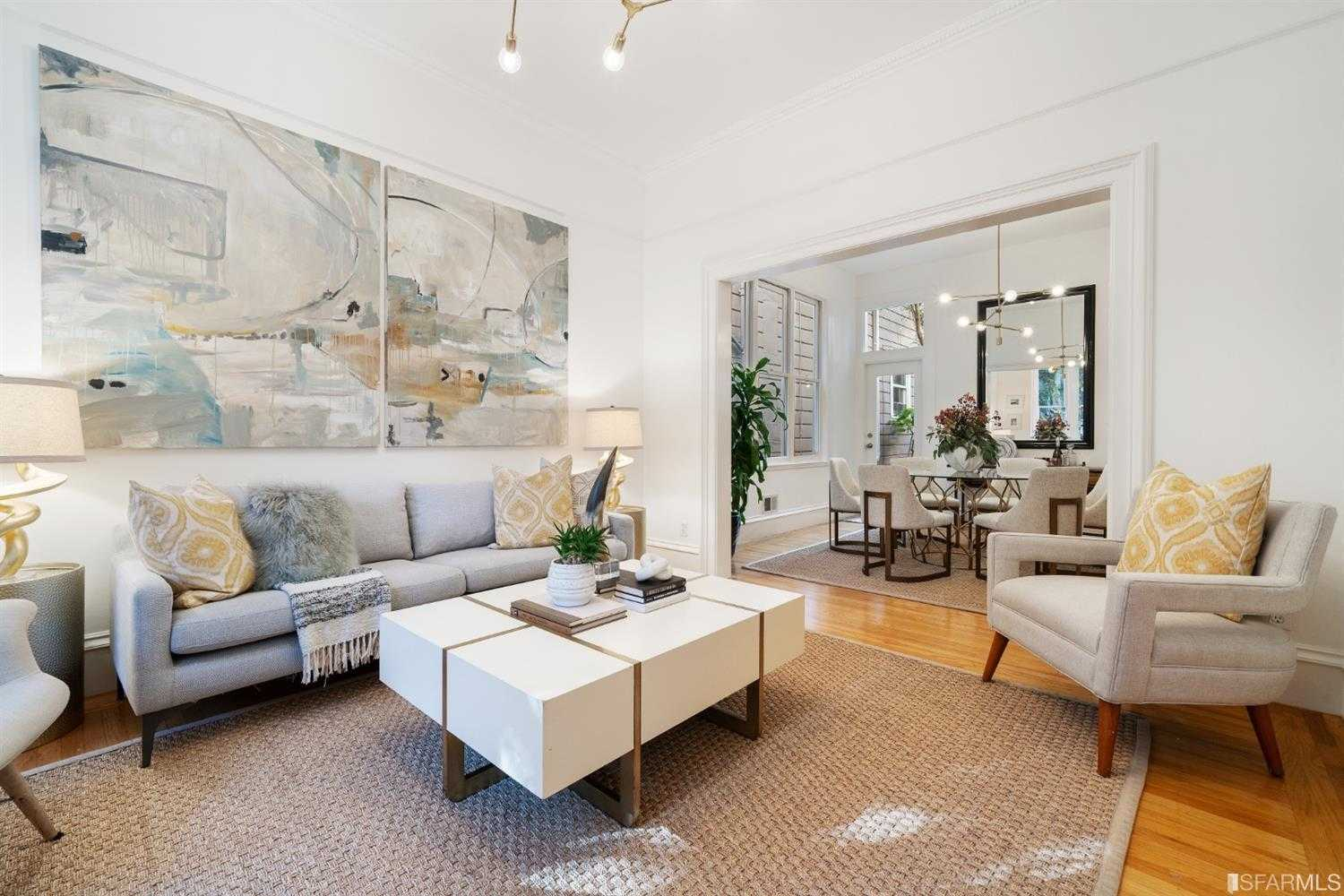$1,995,000 - 3Br/3Ba -  for Sale in San Francisco