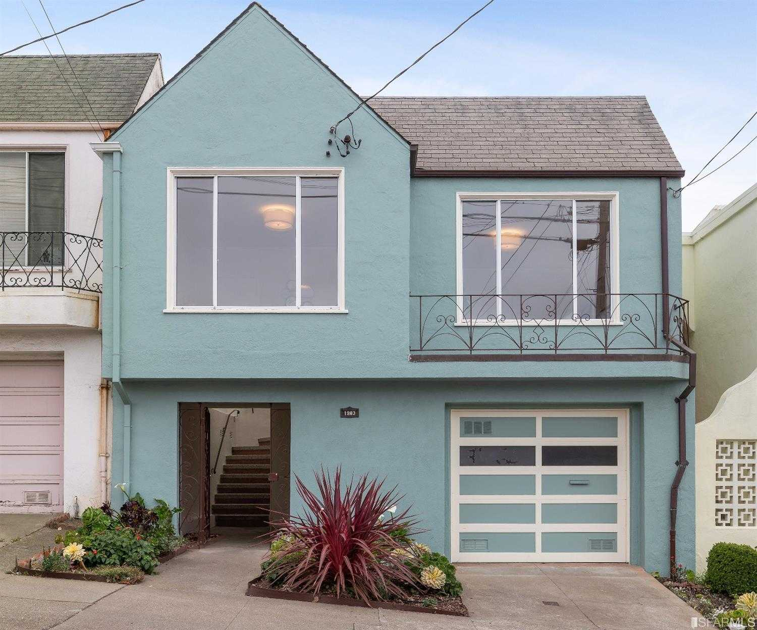 $1,195,000 - 3Br/2Ba -  for Sale in San Francisco