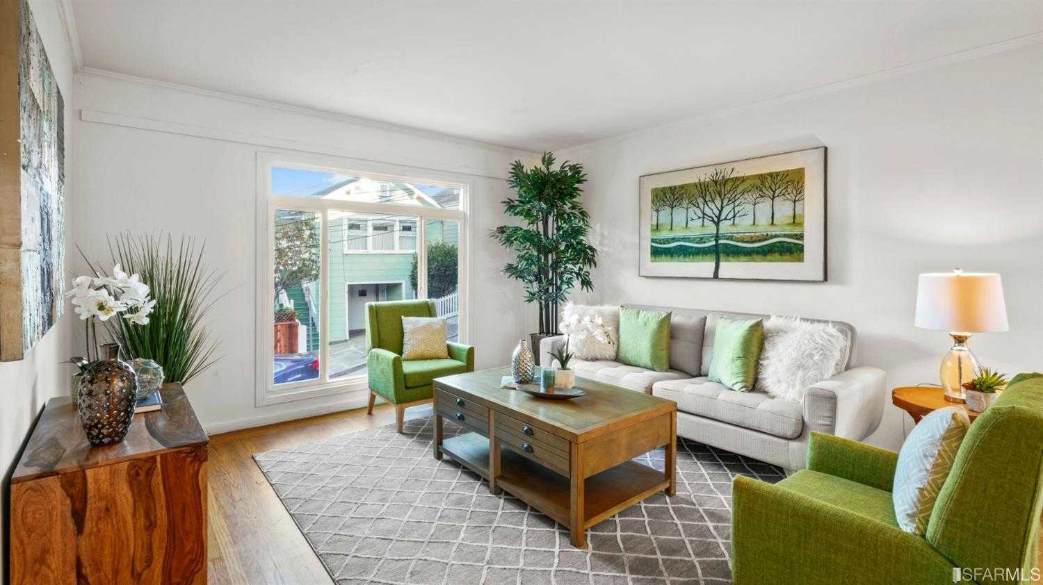 $899,888 - 2Br/1Ba -  for Sale in San Francisco