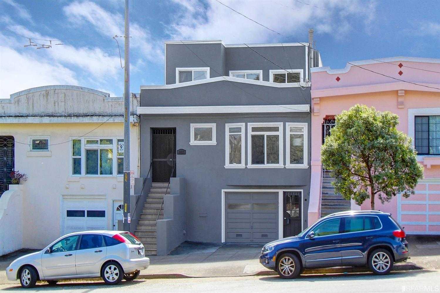 $1,695,000 - 5Br/5Ba -  for Sale in San Francisco