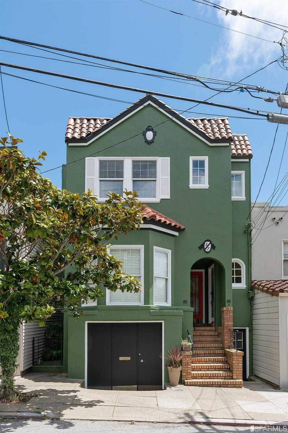 $1,725,000 - 3Br/2Ba -  for Sale in San Francisco