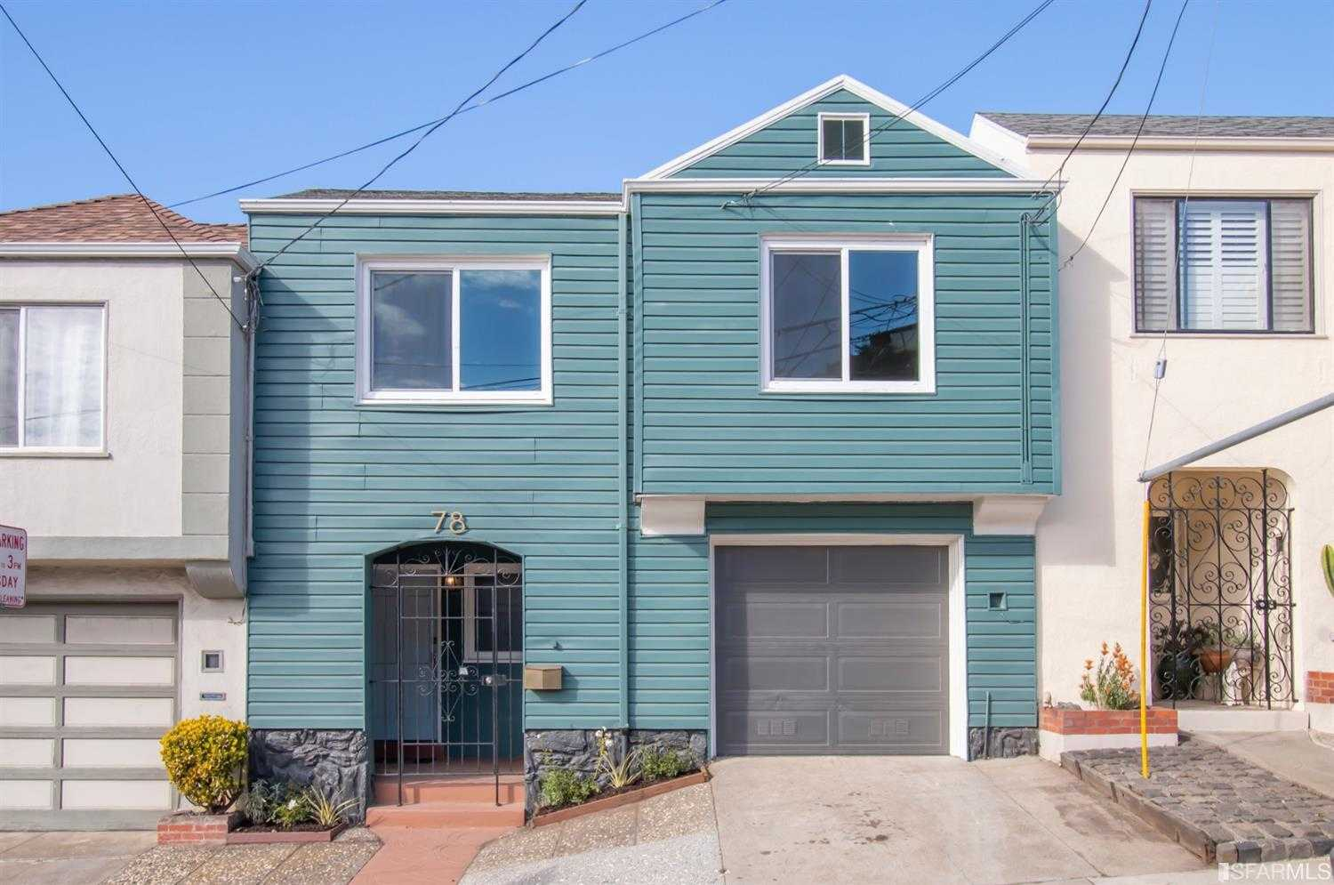 $998,000 - 2Br/2Ba -  for Sale in San Francisco