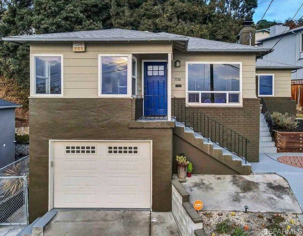 $795,000 - 3Br/2Ba -  for Sale in Oakland