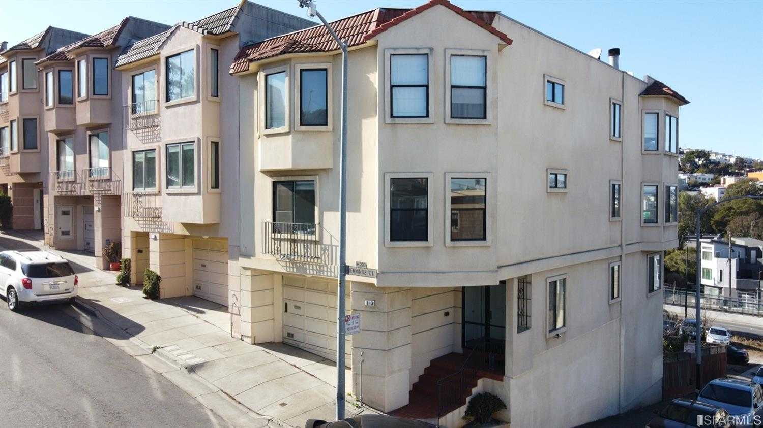 $799,888 - 3Br/2Ba -  for Sale in San Francisco
