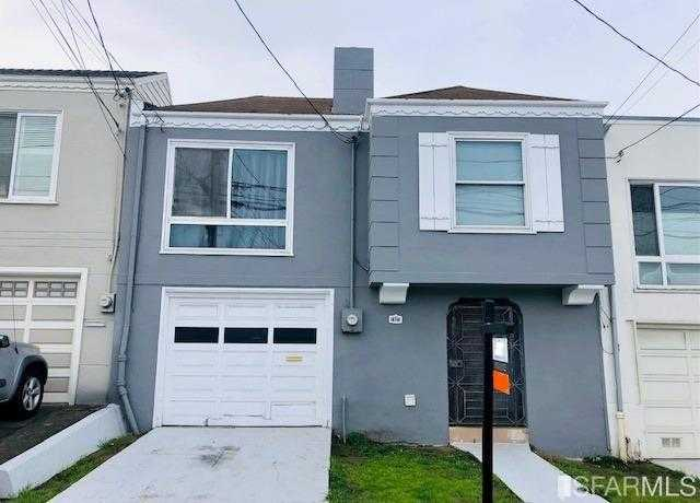 $1,349,000 - 7Br/4Ba -  for Sale in San Francisco