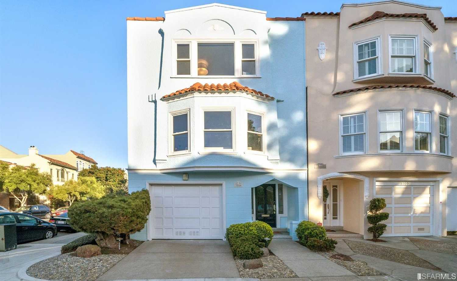 $2,995,000 - 3Br/4Ba -  for Sale in San Francisco