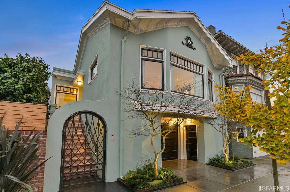 $2,595,000 - 3Br/2Ba -  for Sale in San Francisco
