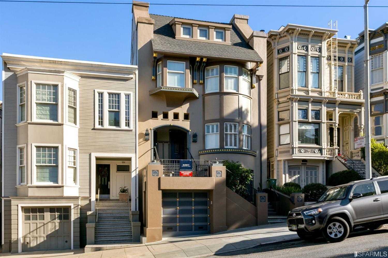 $2,500,000 - 3Br/4Ba -  for Sale in San Francisco