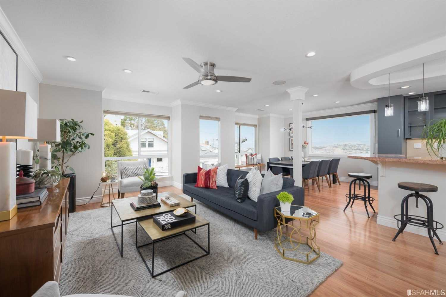 $1,788,000 - 3Br/2Ba -  for Sale in San Francisco