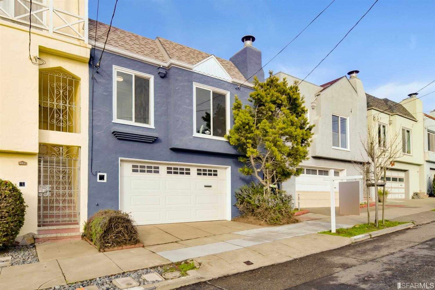 $1,300,000 - 3Br/2Ba -  for Sale in San Francisco