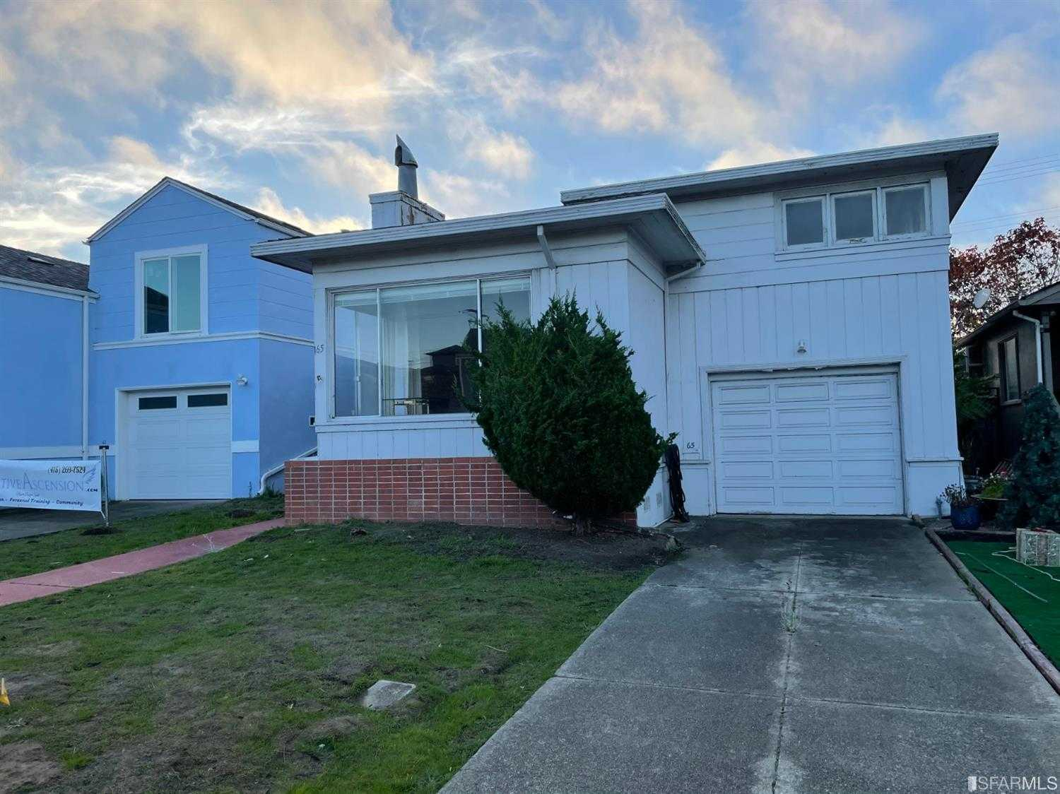 $860,000 - 2Br/1Ba -  for Sale in Daly City