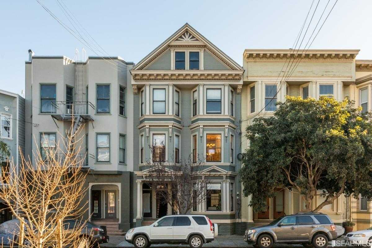 $1,375,000 - 3Br/2Ba -  for Sale in San Francisco