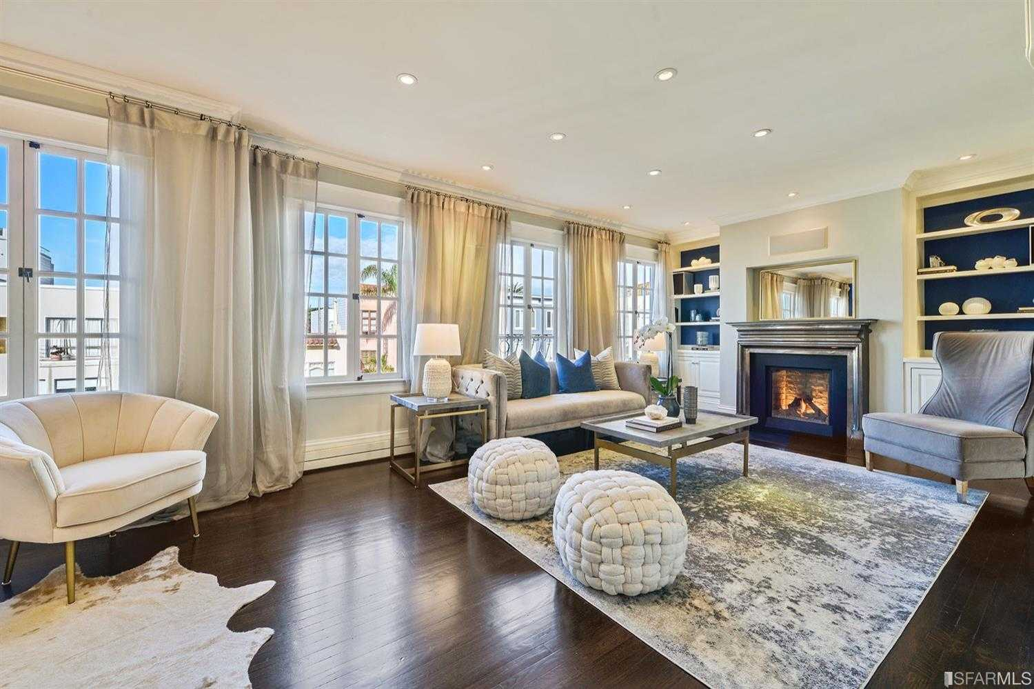 $1,750,000 - 2Br/2Ba -  for Sale in San Francisco