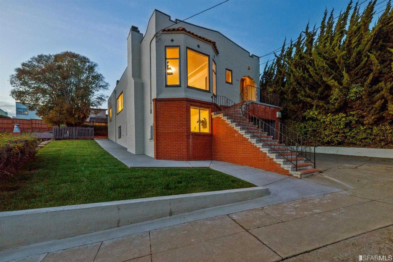 $995,000 - 2Br/1Ba -  for Sale in South San Francisco
