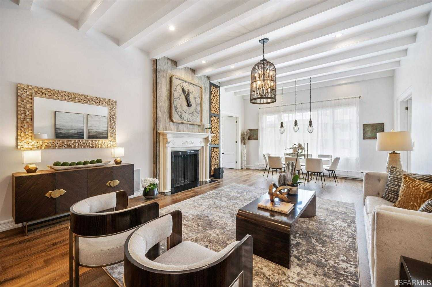 $2,800,000 - 4Br/4Ba -  for Sale in San Francisco