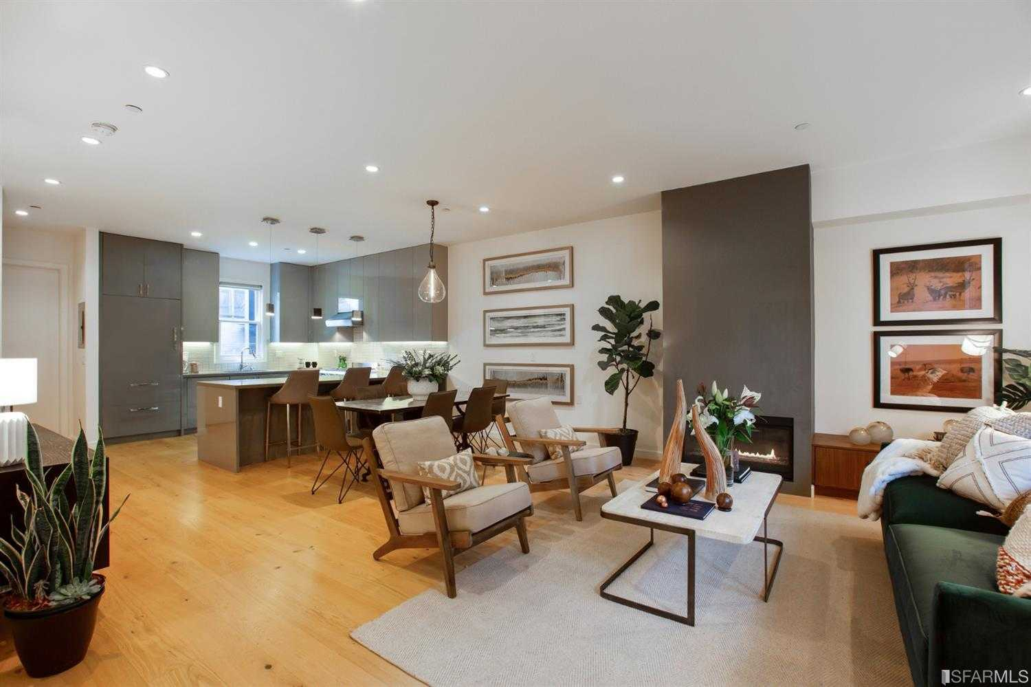 $1,825,000 - 2Br/3Ba -  for Sale in San Francisco