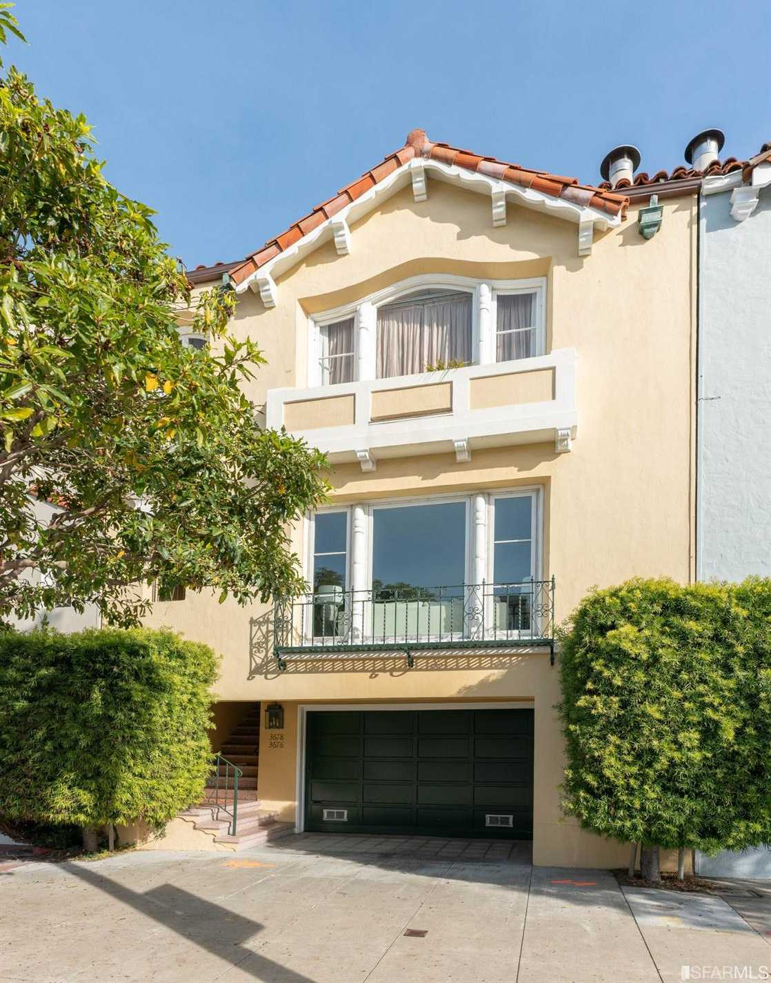 $2,895,000 - 3Br/4Ba -  for Sale in San Francisco