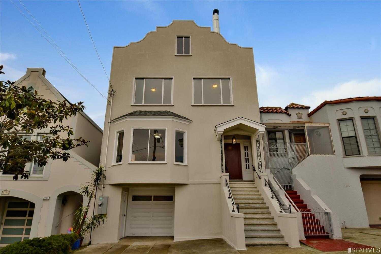 $1,395,000 - 5Br/3Ba -  for Sale in San Francisco