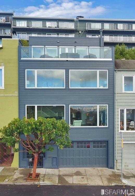 $2,395,000 - 3Br/4Ba -  for Sale in San Francisco