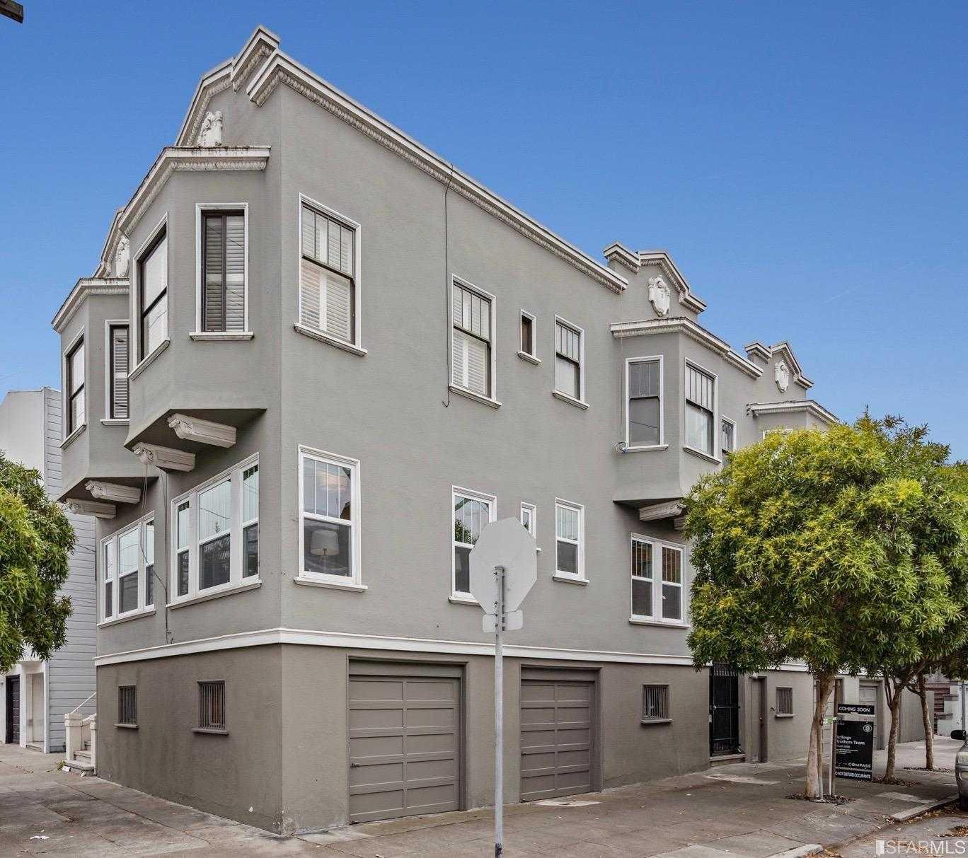 $838,000 - 2Br/1Ba -  for Sale in San Francisco