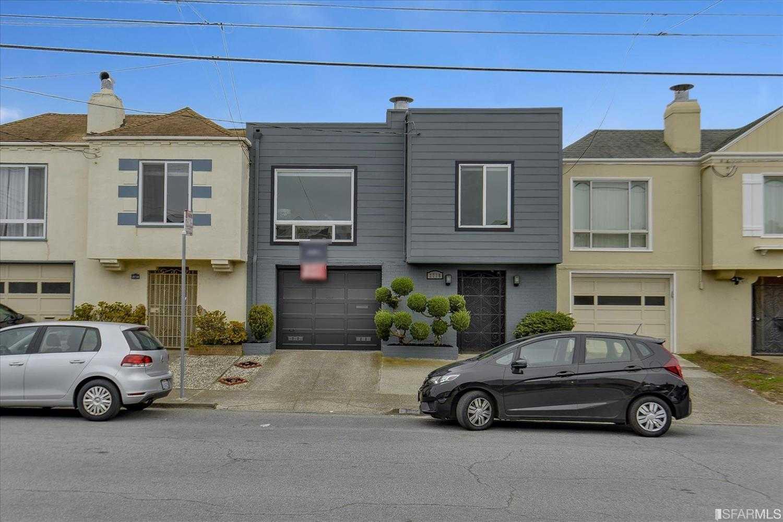 $1,195,000 - 5Br/3Ba -  for Sale in San Francisco