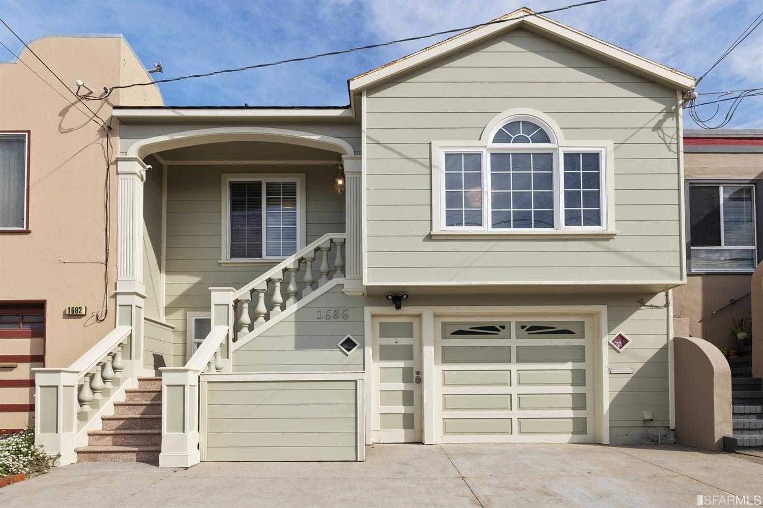 $1,299,000 - 4Br/4Ba -  for Sale in San Francisco