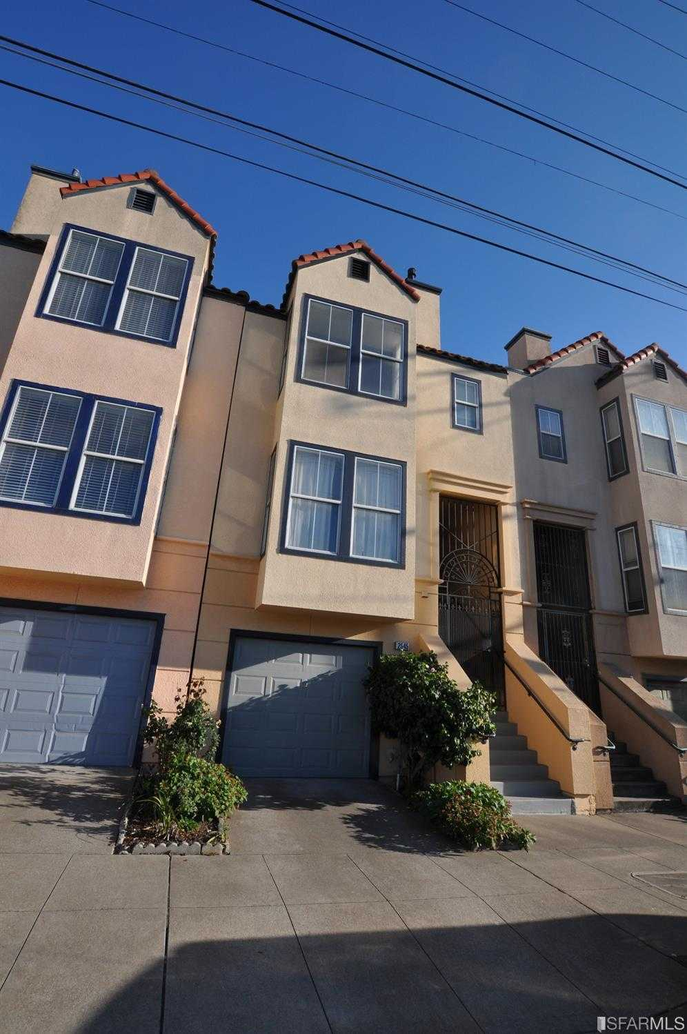 $1,090,000 - 4Br/3Ba -  for Sale in San Francisco