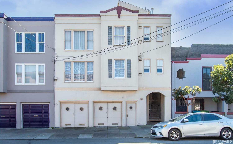 2517 Cabrillo Street San Francisco, CA 94121