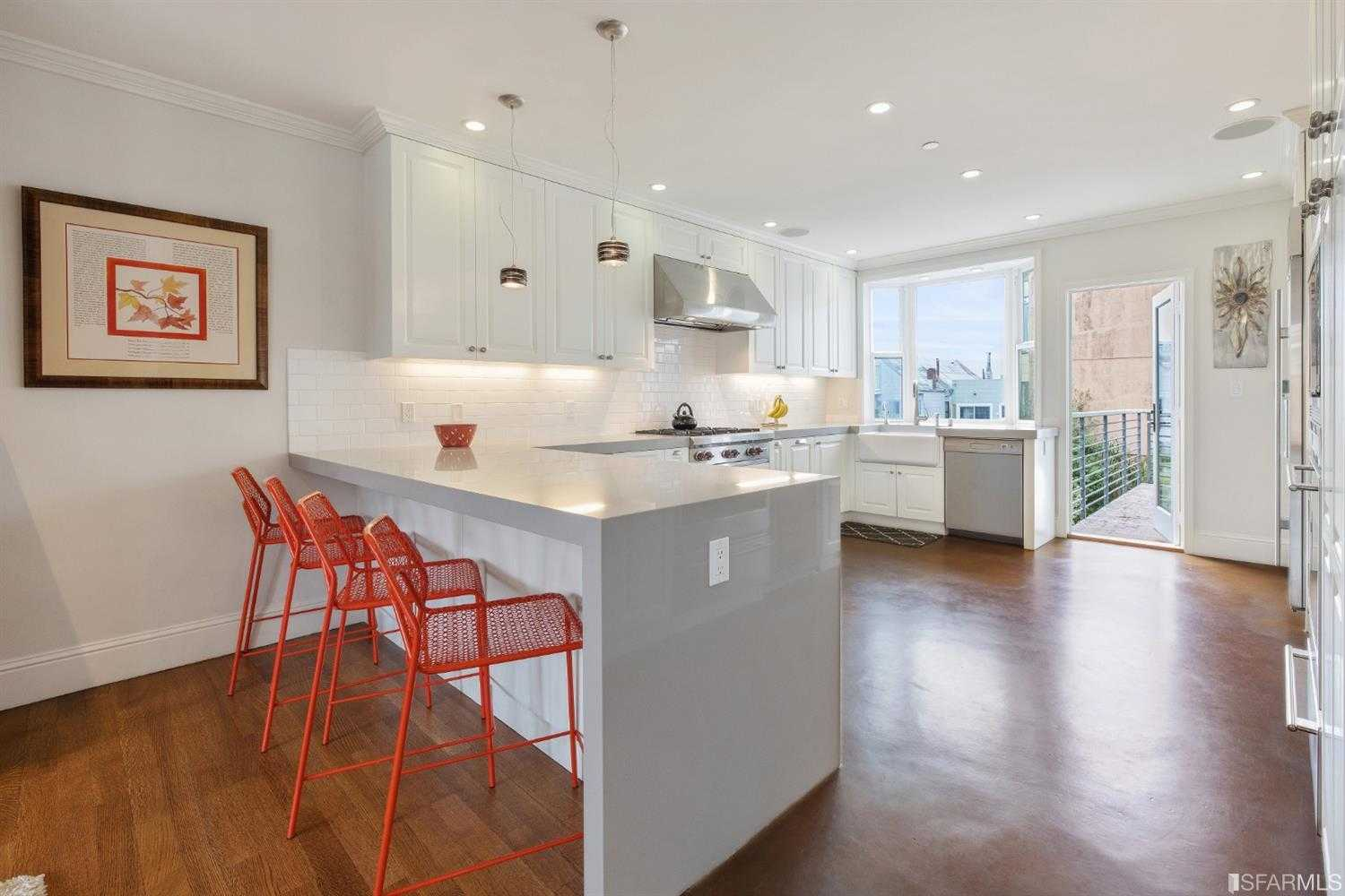 $1,999,000 - 3Br/3Ba -  for Sale in San Francisco
