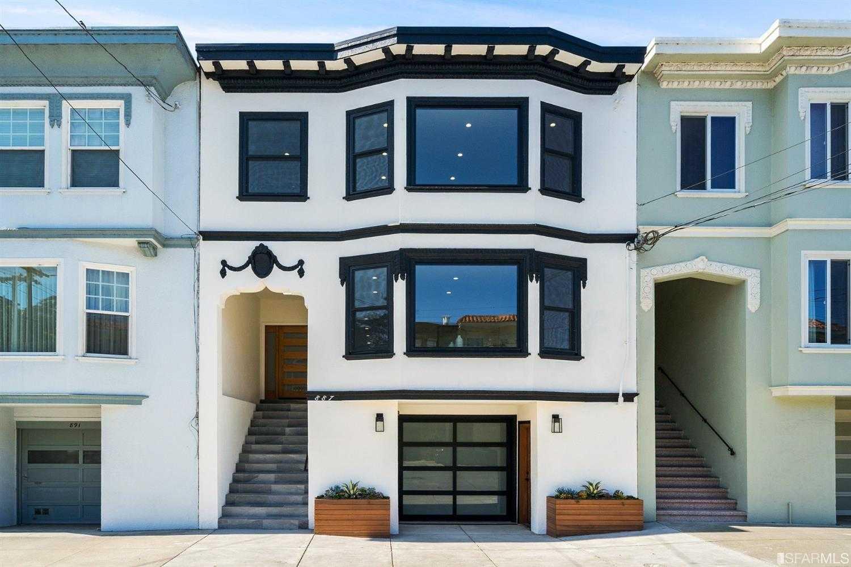 $2,749,000 - 4Br/5Ba -  for Sale in San Francisco